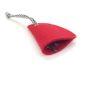 Schlüssel Etui Mützchen mit eingezogenem Schlüssel