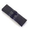 Stifte Etui Jette mit der Farbkombination Granit-Schwarz