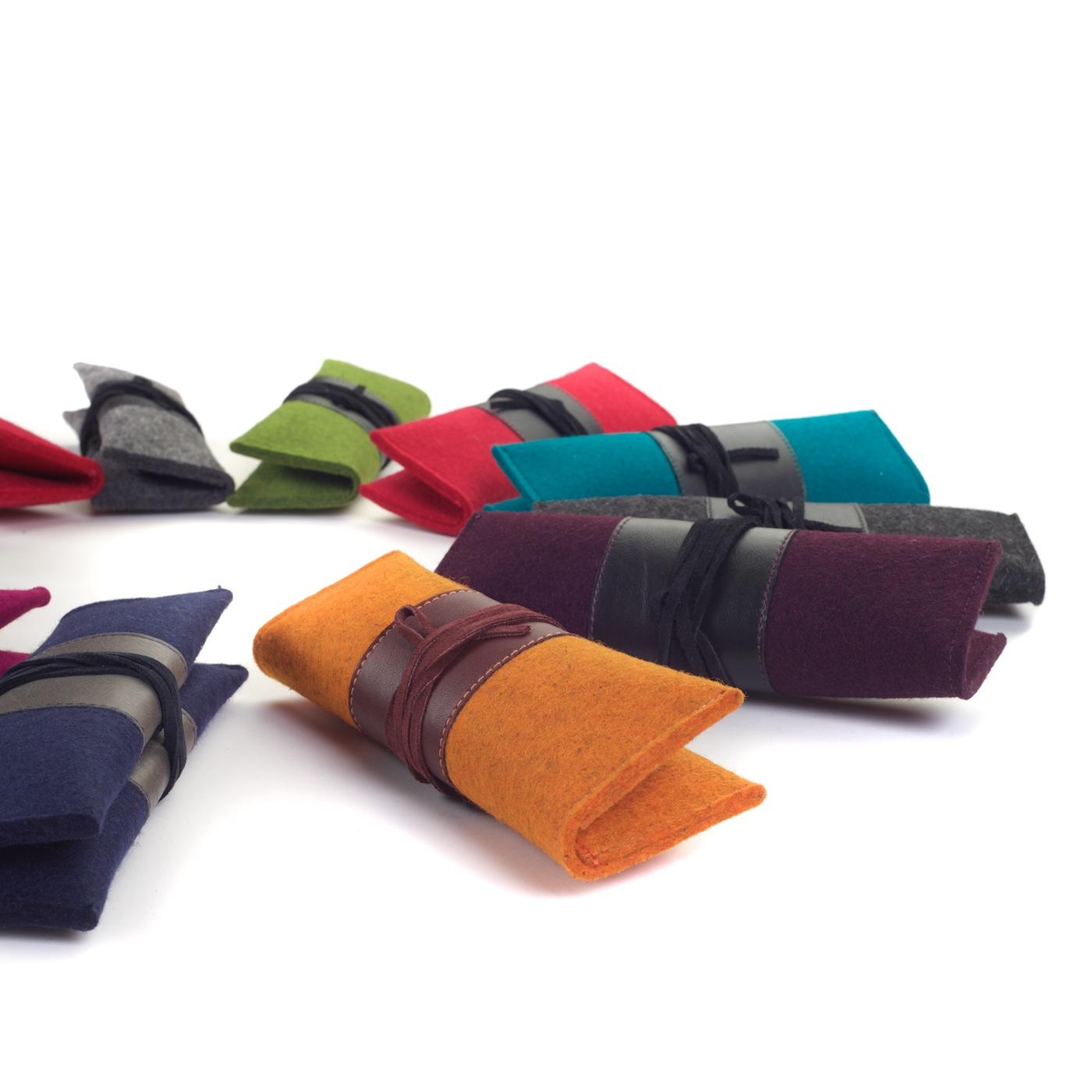 Stifte Etui Jette in verschiedenen Farben