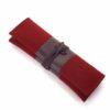 Stifte Etui Jette in der Farbe Kirsch-Schwarz